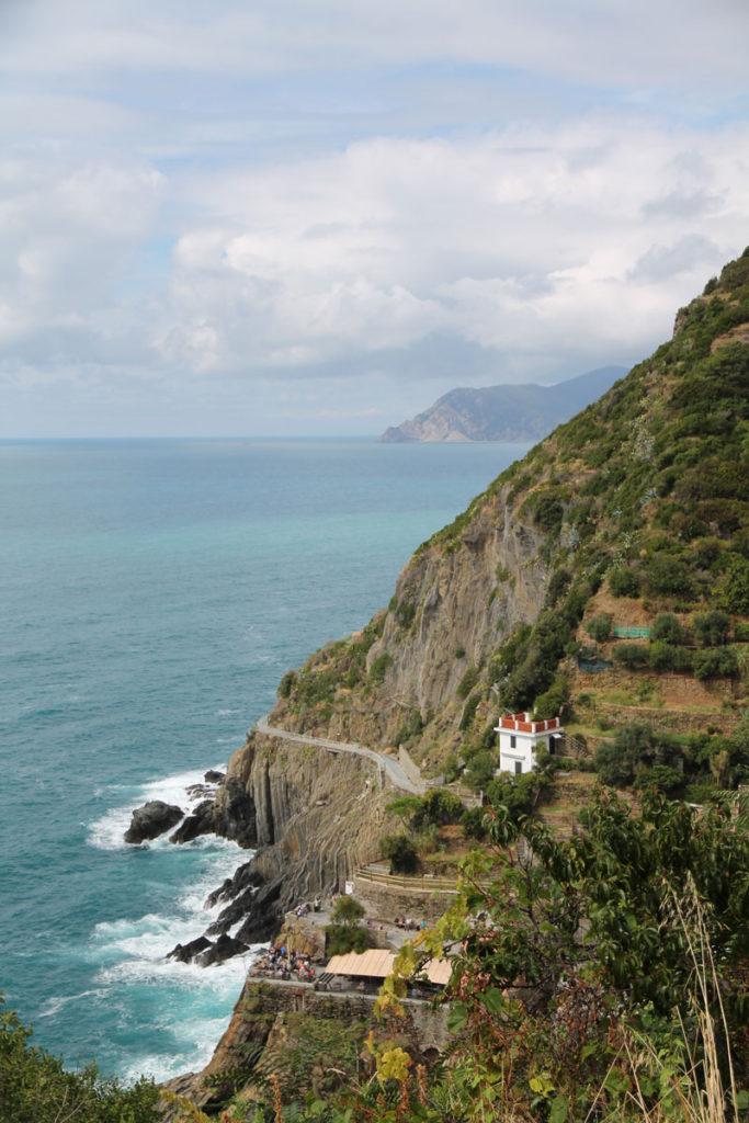cinque terre, italy coast