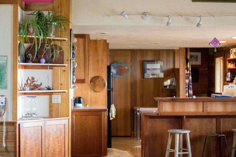 whidbey island airbnb kitchen
