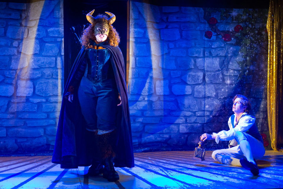Image result for beauty and the beast, kings head theatre, fat rascal