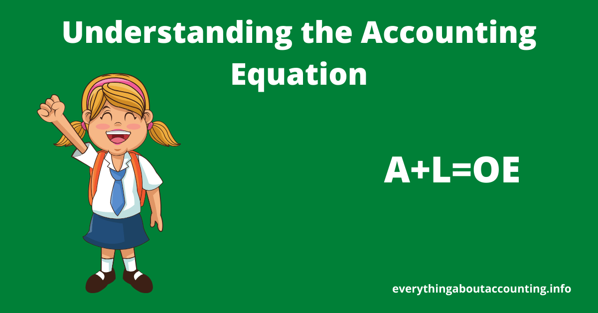 Understanding the Accounting Equation