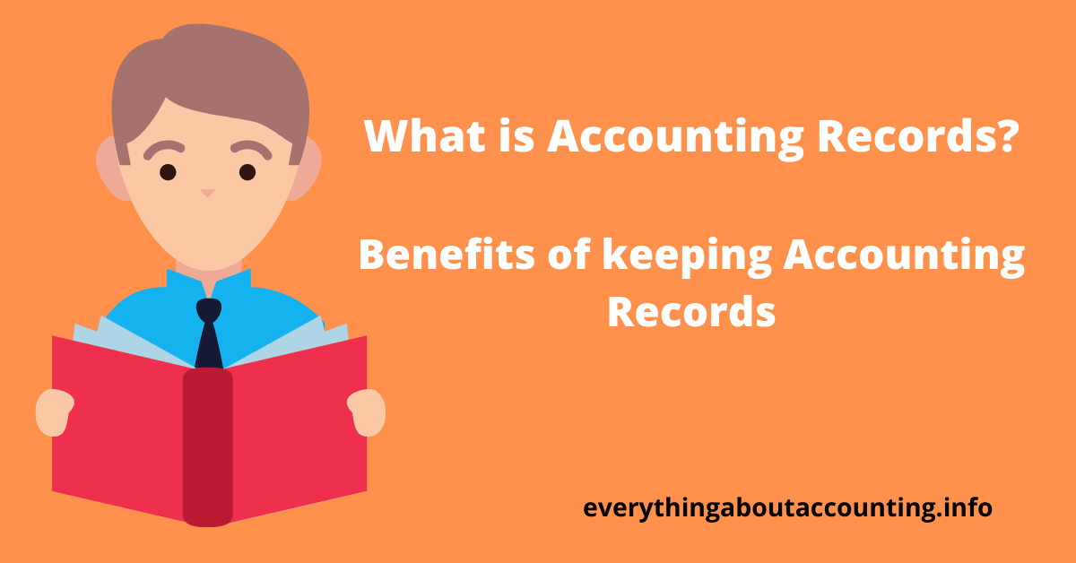 Take Advantage Of Accounting Records - Read These Tips