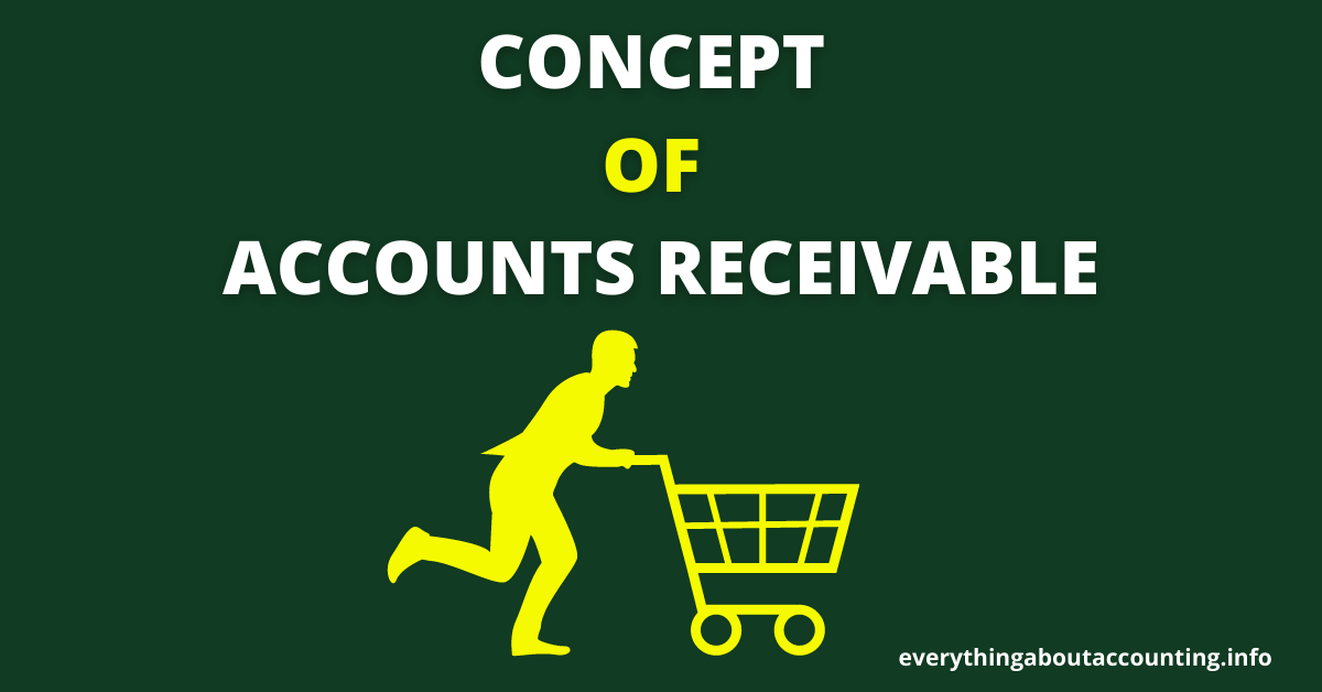 What is the concept of Accounts Receivable in Accounting?