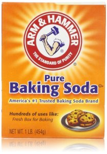 baking soda acne