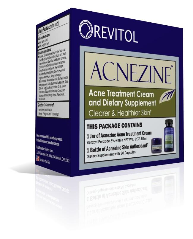 Does Revitol Acnezine Work An Honest Acnezine Review