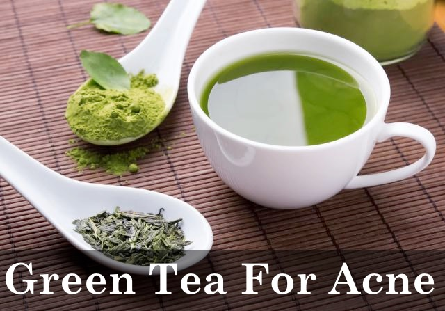 Green Tea Acne