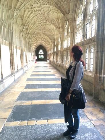 Gloucestershire Cathedral - Hogwarts