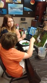 "Art Classes for Autistic Kids (""Artism"") at the Urban Easel"