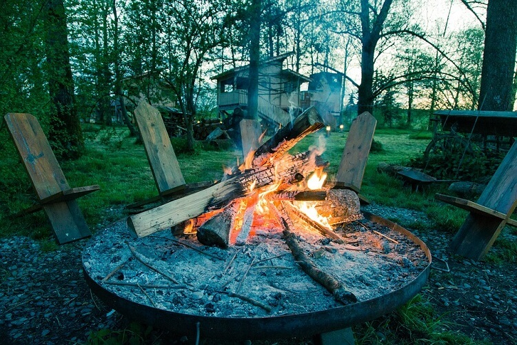 14 Backyard Landscaping Ideas With Fire Pit on Garden Ideas With Fire Pit id=73904
