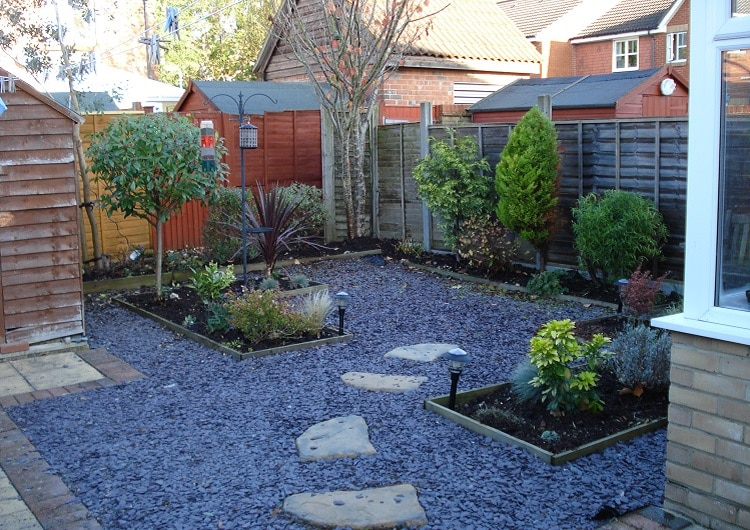 15 Interesting Ideas for Landscaping Without Grass on Cheap Back Garden Ideas id=39200