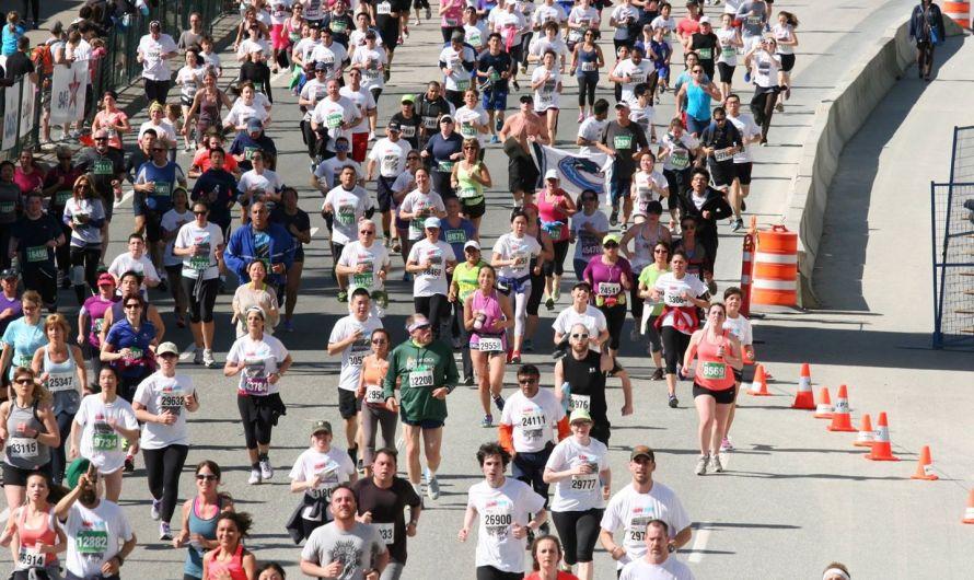 Vancouver Sun Run 2015