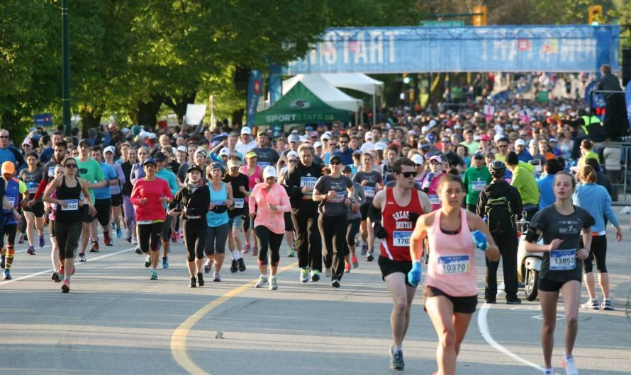 Race Update: BMO Vancouver Half Marathon 2015
