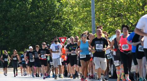 Race Recap: From Beer to Bacon