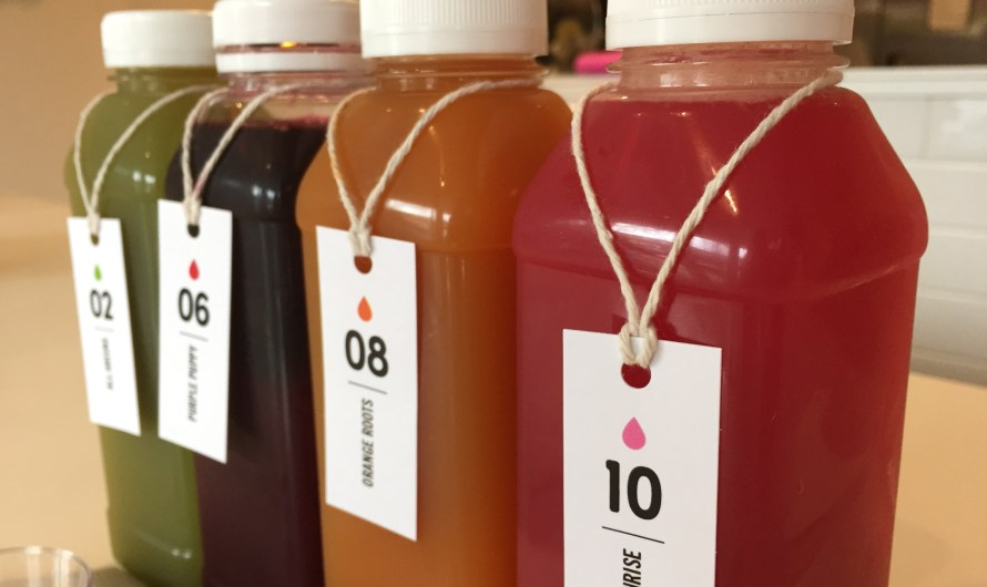 Review: Cold Pressed Juices at Commodity Juicery