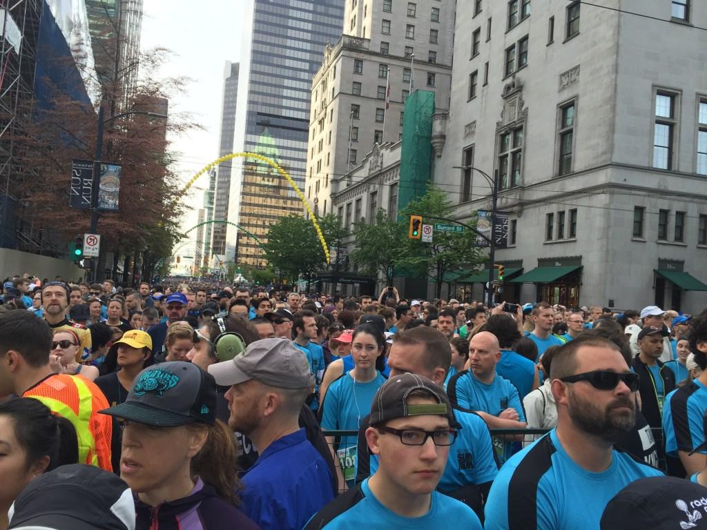 Vancouver Sun Run 2016