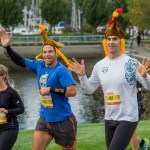 Photos: Granville Island Turkey Trot 10K