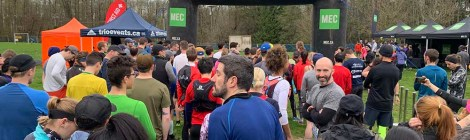 Race Recap: MEC Trail Race - Pacific Spirit Park 2019