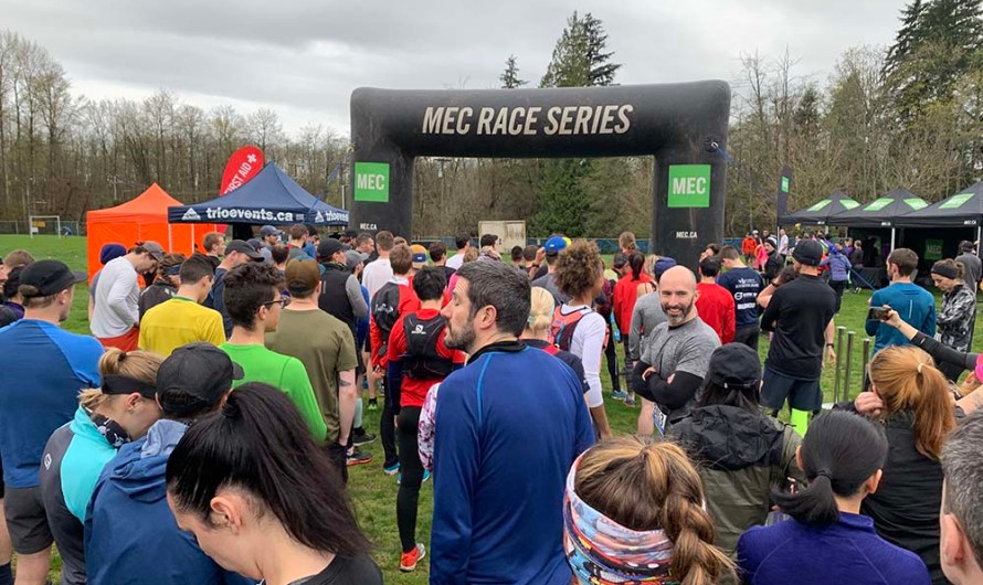 Race Recap: MEC Trail Race – Pacific Spirit Park 2019