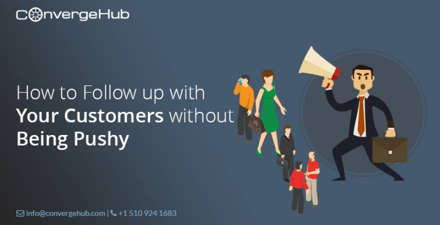 How to Follow Up With Your Customers