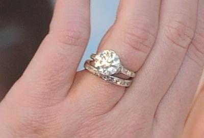 WeddingEngagement Rings Diamonds Are A Girls Best Friend