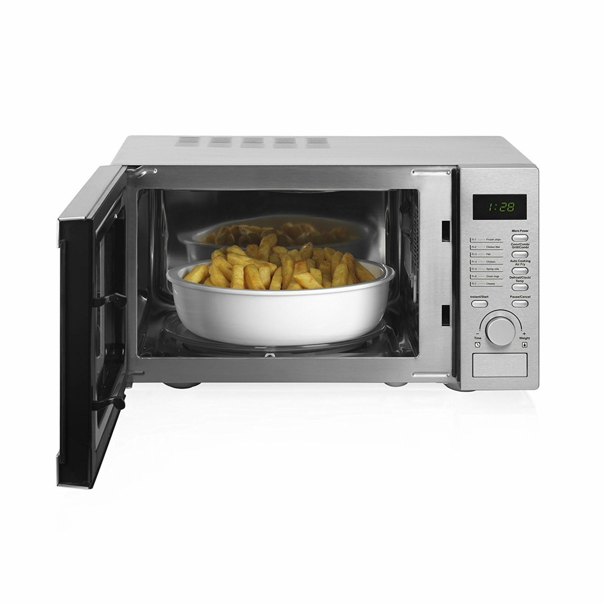 tower t24002 5 in 1 multi air fryer microwave combi oven grill