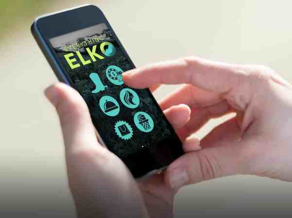 """What Elko is  """"Saying""""  about the App"""