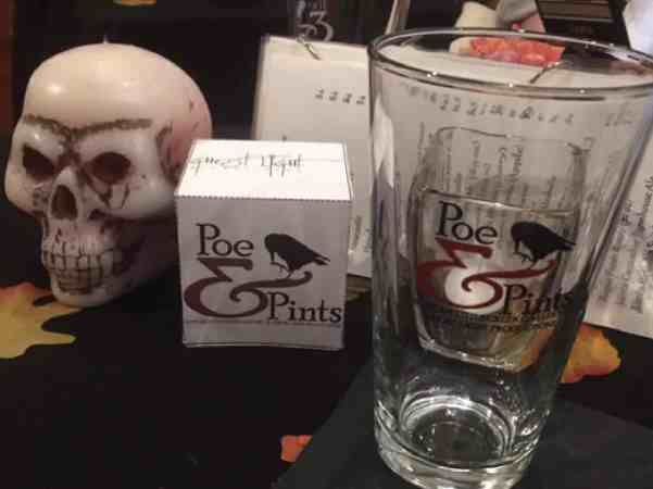 POE & PINTS