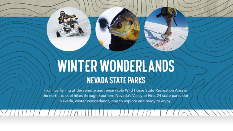Winter Wonderlands Nevada State Parks