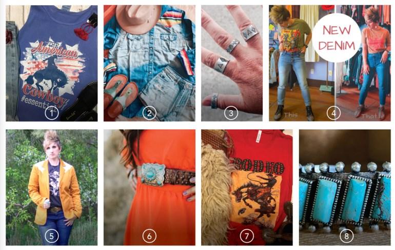 Fashion Summer Picks from Buckaroo Boutique