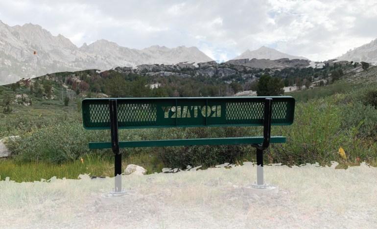 Canyon Benches