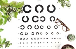 My Home: Eye chart • everythingelze.com