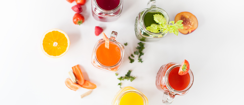 The happiness cafe 1-day juice cleanse