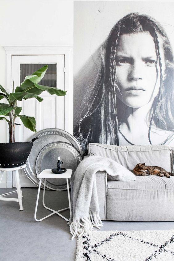 10x Persoonlijke foto's op fotobehang