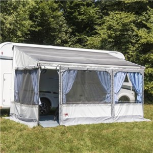 Zip awnings & rooms
