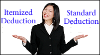 standard-deduction-and-itemized-deduction-taxes