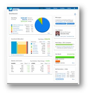 Free Personal Finance Tool