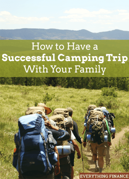 Want to have a successful camping trip with your family this summer? Here are some simple tips so you all enjoy the great outdoors!