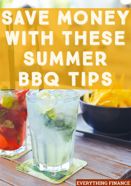 Want to host a fun and memorable party during the summer? These money saving summer BBQ tips will have your friends and family enjoying themselves for less.