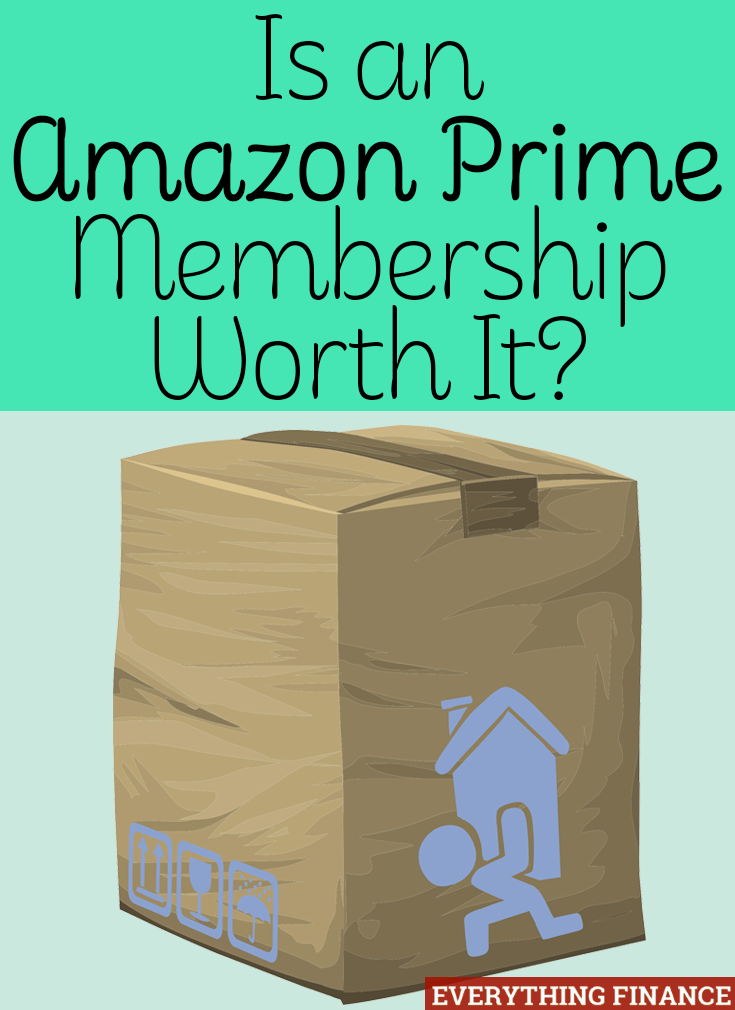 Is an Amazon Prime Membership Worth It?
