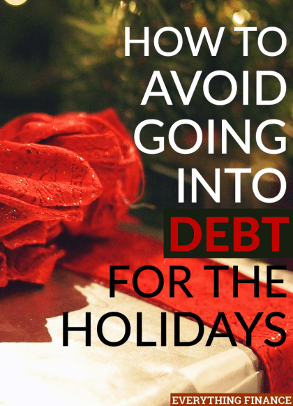 It's never too early to start planning for a budget-friendly Christmas. Here's a few tips about how to avoid debt for the holidays.