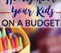 Homeschooling can be a low-cost, frugal option for educating your kids. If you're thinking about it, here's how to homeschool on a budget.