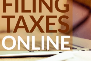 Filing taxes online is the quickest way to get your refund, and it's also the simplest (and sometimes cheapest) method of filing. Here are tips to know!