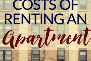 Are you apartment hunting? Before you sign a lease, make yourself aware of these 7 hidden costs of renting an apartment so you know what to look out for.