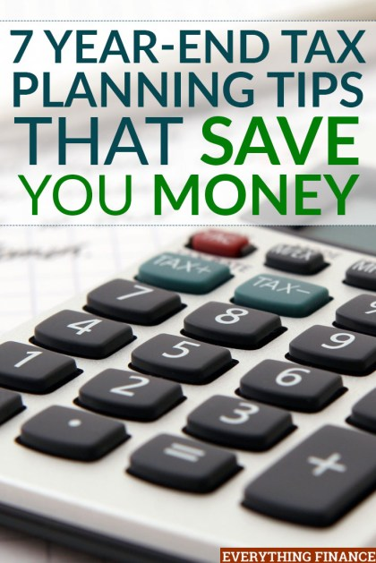 The end of the year is a good time to start analyzing your tax situation. Here are some tax tips you should implement that can save you more money.