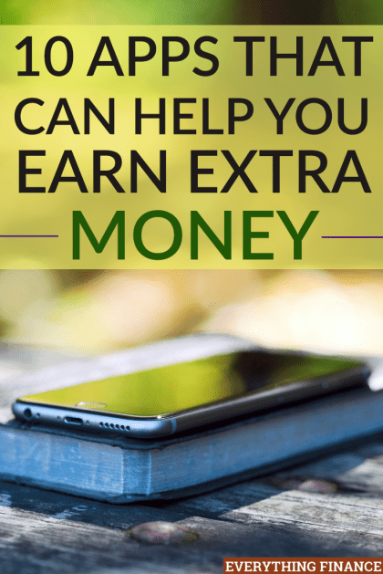 Mobile apps can help you with lots of tasks, including earning money. Here are 10 mobile apps to help you earn extra money to support your latte habit.