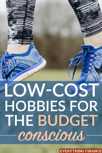Cutting your budget doesn't mean cutting out all of your hobbies. Here are some low-cost hobbies you can use to have fun and stay on track with your budget.