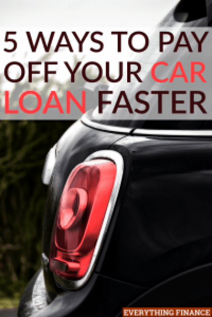 You don't have to be stuck with a car loan for years. There are lots of little things you can do to help pay off your car loan fast!