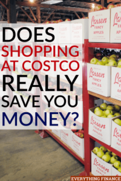 """Does shopping at Costco really save you money or are you constantly overspending because of their """"good deals""""? Here's my opinion about Costco."""