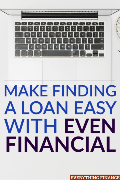 Find out if EVEN Financial is right for you with our in-depth review of this online loan comparison tool. It can help with lots of different types of loans.
