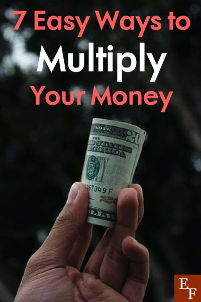 When you figure out how to multiply your money, you'll be able to make financial progress much faster. Here are a few ways to make your money work for you.