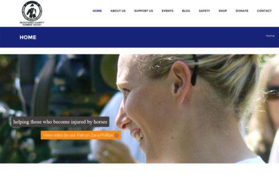 Mark Davies Injured Riders' Fund Launch New Website